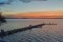 Abendrot-Steg-Bootssteg-Sonnenuntergang-Abendhimmel-Daemmerung-Abendstimmung-Abendlicht-Steinhuder Meer-D_SAM-NX500_0565a