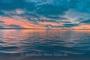 Abendrot-Wolken-Wolkenhimmel-Sonnenuntergang-Abendhimmel-Daemmerung-Abendstimmung-Abendlicht-Steinhuder Meer-C_SAM_0356-d