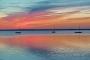 Abendrot-Wolken-Wolkenhimmel-Sonnenuntergang-Abendhimmel-Daemmerung-Abendstimmung-Abendlicht-Steinhuder Meer-C_SAM_0533