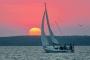 Segelboot-segeln-Steinhuder-Meer-Jahrhundertsommer-2018-Abend-Stimmung-Himmel-Sonnenuntergang-A_NIK500_6592 Kopie
