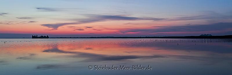 Landschaftsfotos-Naturfotos-Morgenrot-Morgenstimmung-Westenmeer-Winzlar-Steinhuder Meer-Naturpark-I_MG_0750-1