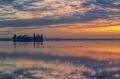 Landschaftsfotos-Naturfotos-Morgenrot-Morgenstimmung-Westenmeer-Winzlar-Steinhuder Meer-Naturpark-7-B_MG_8020-1