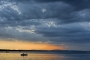 Fotos-Bilder-Landschaftsfotos-Naturfotos-Boot-Abendstimmung-Abendrot-Steinhude-Steinhuder Meer-Naturpark-Landschaft-A_NIK0264-1