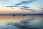 Fotos-Bilder-Landschaftsfotos-Naturfotos-Boot-Abendstimmung-Abendrot-Steinhude-Steinhuder Meer-Naturpark-Landschaft-B_DSC0782-1
