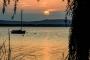 Fotos-Bilder-Landschaftsfotos-Naturfotos-Boot-Sonnenuntergang-Abendstimmung-Abendrot-Steinhude-Steinhuder Meer-Naturpark-Landschaft-AXO1I9506-1