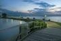 Fotos-Bilder-Landschaftsfotos-Naturfotos-Promenade-Abendstimmung-Abendrot-Steinhude-Steinhuder Meer-Naturpark-Landschaft-B_DSC1402-1