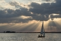 Fotos-Bilder-Landschaftsfotos-Naturfotos-Segelboot-Segelsport-Segler-Boot-Abendstimmung-Abendrot-Steinhude-Steinhuder Meer-Naturpark-Landschaft-A_NIK5255a