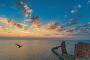 landschaft-Helgoland-Lange-Anna-Moewe-Abendhimmel-Sonnen-Strahlen-untergang-A7RII-DSC00278b