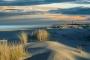 landschaft-sand-duenen-leuchtturm-abend-himmel-stimmung-licht-sonnen-strand-hafer-meer-kueste-ellenbogen-list-Sylt-C_NIK_4126b