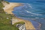 landschaft-white-rocks-giants-causeway-Strand-steil-abhang-felsen-Nord-kueste-Meer-Irland-A_SAM4440a
